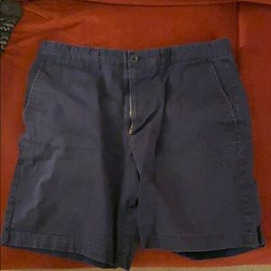 Polo shorts tags came off in wash